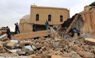 Illustration de Misrata, en Libye. Photo d'archives.