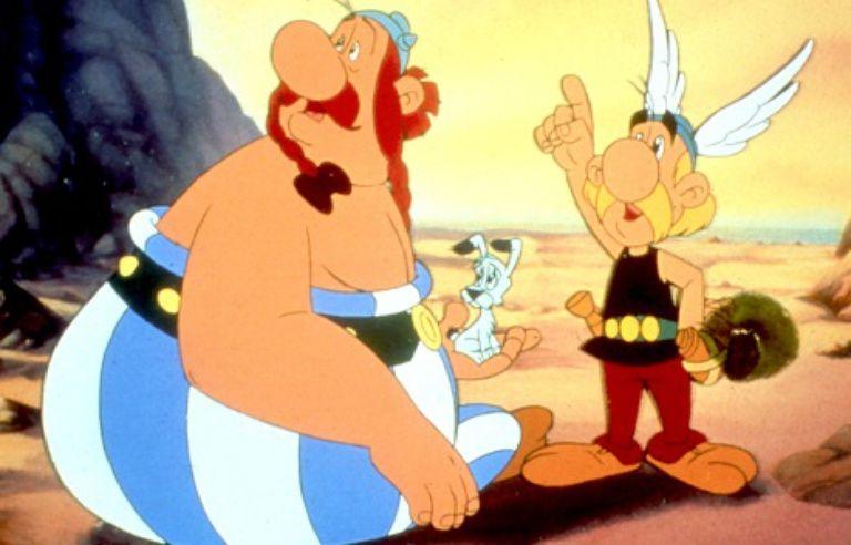 Cycle Asterix Sur W9 Quel Est Votre Dessin Anime Asterix Prefere