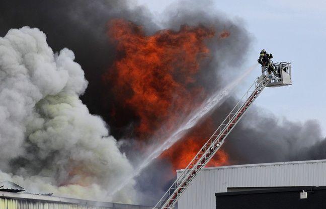 Seine-et-Marne : Un policier hors service sauve le gérant d'un entrepôt incendié
