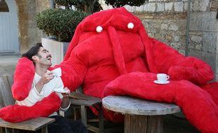 Le musée CAPC à Bordeaux propose durant les vacances de Noël, un atelier de création de peluches géantes.