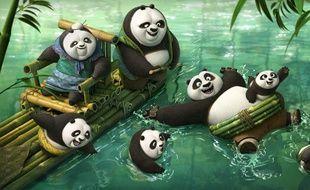 Kung Fu Panda 3 de Jennifer Yuh et Alessandro Carloni