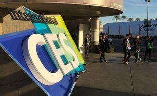 Le salon de l'électronique CES de Las Vegas se tient du 5 au 8 janvier 2017.