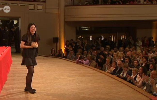 Moment de malaise au concours musical Reine Elisabeth 2015.