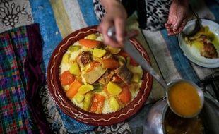 L'Algérie, la Tunisie et le Maroc revendique la paternité du couscous.