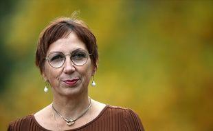 La maire écologiste de Besançon, Anne Vignot. (archives)