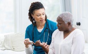 Les personnes atteintes du diabète sont plus susceptibles de contracter une infection.