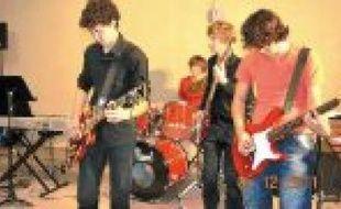 Red'Option, groupe de rock alternatif, sera dimanche 13mai à 19h à La Butte.