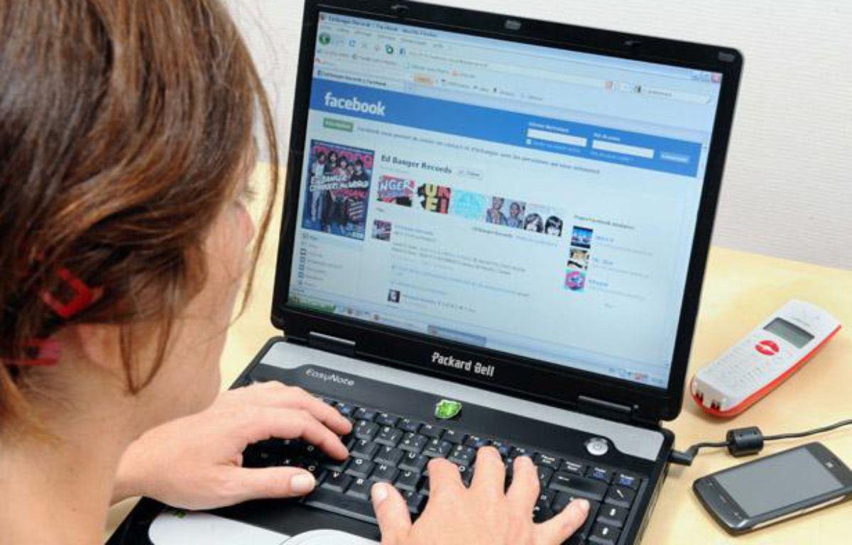 En hausse, les tentatives de piratage sur les réseaux sociaux. – S. SALOM-GOMIS / SIPA