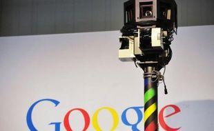 Caméra d'une voiture Google Street view, 3 mars 2010