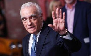 Le réalisateur Martin Scorsese