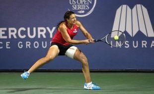 Marion Bartoli, blessée à la hanche gauche, compte sur un rétablissement rapide pour jouer contre l'espoir l'Américaine Christina McHale en quarts de finale du tournoi sur dur de Carlsbad