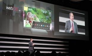 Le nouveau système Web OS 2.0 rend l'interface web des téléviseurs LG plus fluides.