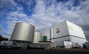 Fessenheim, la plus vieille centrale nucléaire française, le 14 novembre 2013