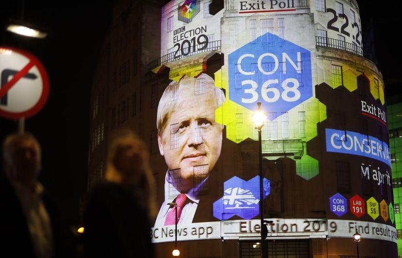 Législatives au Royaume-Uni : La victoire par K.O. de Boris Johnson semble se confirmer