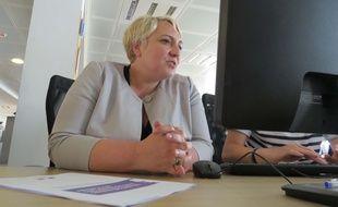 La secrétaire d'Etat aux Droits des femmes, Pascale Boistard, en chat chez « 20 Minutes », le 9 juillet 2015.