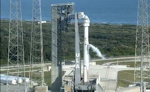 Boeing va envoyer sa nouvelle capsule vendredi vers la Station spatiale