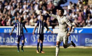 Cristiano Ronaldo, puissance trois