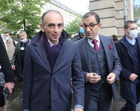 Présidentielle 2022 : « Il a des lecteurs mais il n'a jamais vu d'électeurs »... L'éventuelle candidature Zemmour embarrasse le RN (et la droite)