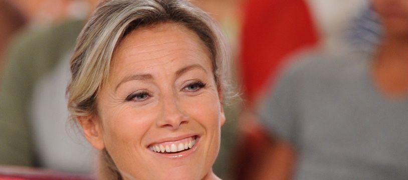 Anne-Sophie Lapix est désormais aux manettes de JT de 20 heures sur France 2.