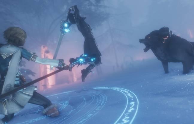 Edge of eternity a été conçu par le studio Midgar.