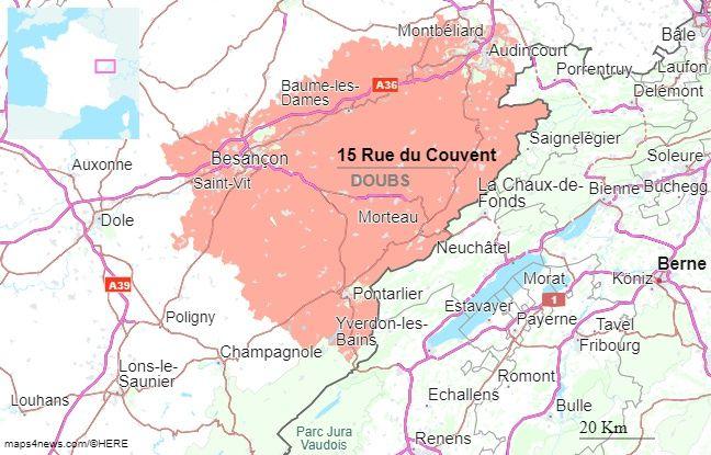 Les Fontennelles (Haut Doubs)