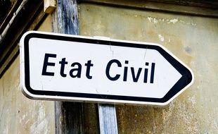 La Ligue des officiers d'état civile traque les prénoms insolites (illustration).