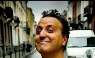 Le comédien Ben Hamidou.