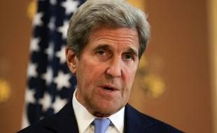 Le chef de la diplomatie américaine John Kerry, à Londres le 27 juin 2016