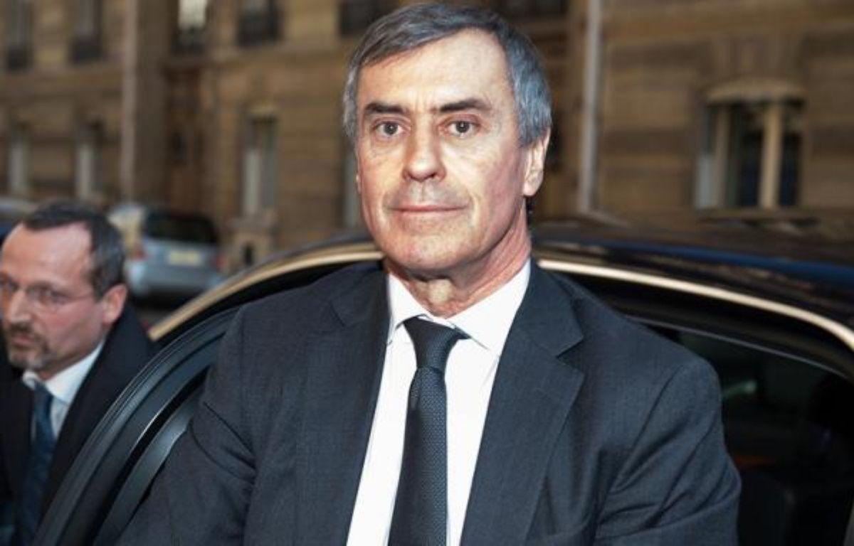 L'ancien ministre français du Budget Jérôme Cahuzac a cherché à placer 15 millions d'euros en Suisse en 2009, affirme dimanche la télévision publique suisse (RTS). – Martin Bureau AFP