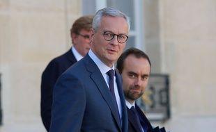 General Electric à Belfort: Bruno Le Maire demande au groupe «d'améliorer très significativement» son plan de restructuration