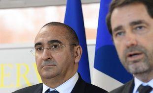 Laurent Nunez, le secrétaire d'Etat auprès du ministre de l'Intérieur, le 12 mars 2019.