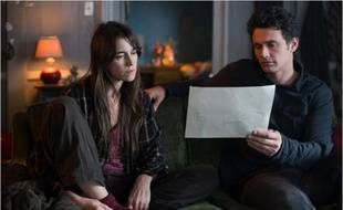 Charlotte Gainsbourg et James Franco dans Everything will be fine
