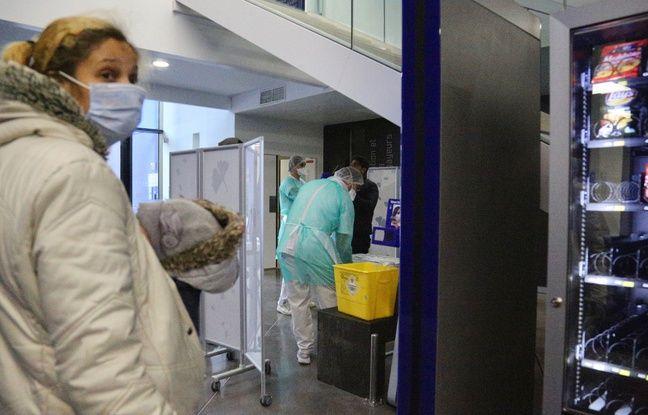 VIDEO. Coronavirus à Marseille: Les hôpitaux anticipent un pic début avril et recherchent du personnel