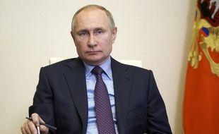 Vaccination en Russie: Vladimir Poutine s'est fait vacciner contre le coronavirus loin des caméras (Illustration)