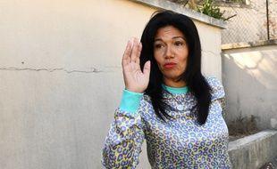 Samia Ghali répond aux journalistes après la perquisition à son domicile