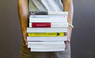 Illustration de livres.
