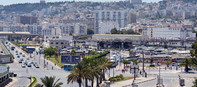 Alger en juillet 2016.