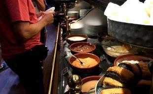 Aux Grands buffets, à Narbonne