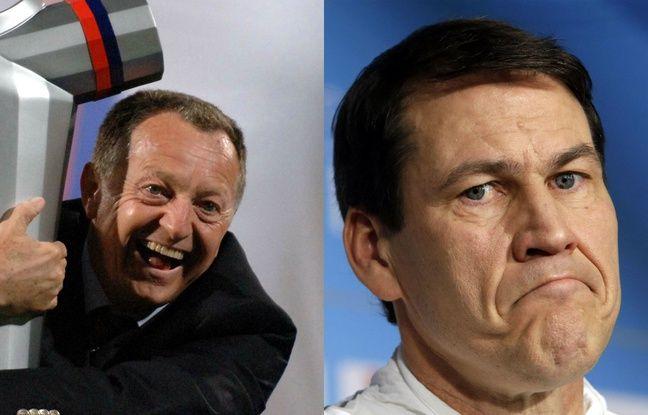 Jean-Michel Aulas et Rudi Garcia pourraient former un duo étonnant à Lyon.