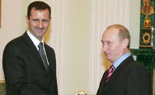 Le président syrien Bachar al-Assad, décidé à écraser la révolte coûte que coûte, comptera jusqu'au bout sur le soutien russe pour accentuer la répression, même au prix d'une guerre civile dans le pays, estiment des analystes.