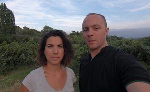 Emilie et Benjamin Faucheron