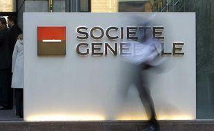 Illustration Société générale.