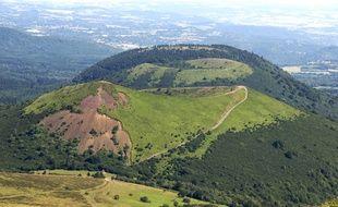 La chaîne des Puys a été classée au patrimoine mondial de l'Unesco
