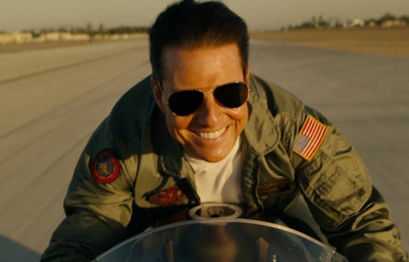 VIDEO. Tom Cruise débarque au Comic-Con avec la bande-annonce de «Top Gun: Maverick»