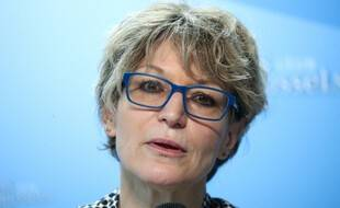 L'experte de l'ONU, la Française Agnès Callamard.