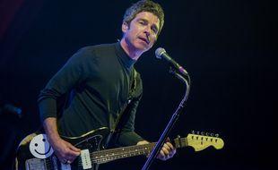Le musicien Noel Gallagher