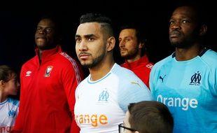 Dimitri Payet n'a plus été titulaire depuis ce match à Caen, où il s'est blessé.