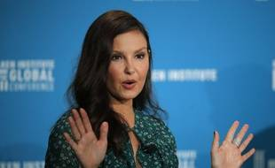 Ashley Judd, le 30 avril 2018
