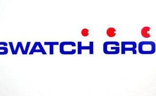 Logo de l'horloger suisse Swatch Group