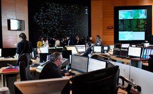 Le centre national des dispatcheurs RTE à Saint-Denis (image d'illustration).